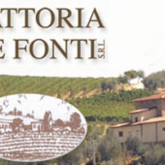 Fattoria Le Fonti - A Picca